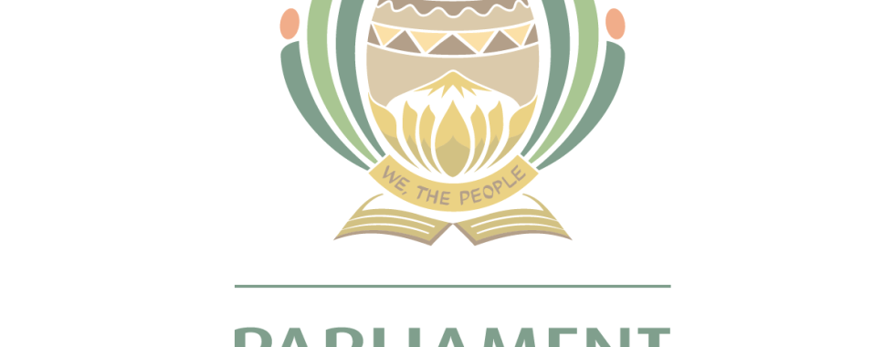 image of the crest of the south african parliament