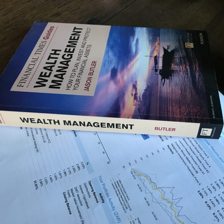 Wealth Management & coffee